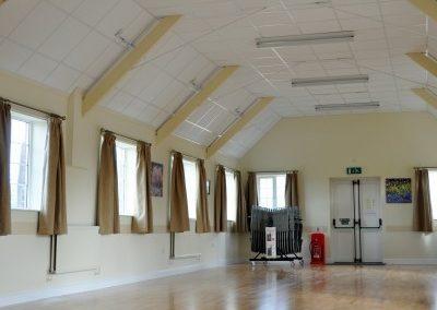 hall small